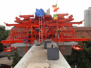 Hydraulic System Segment Lifter Tailored for Various Erection Requirements