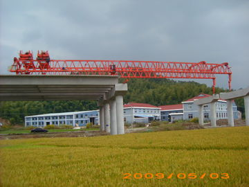 OEM Durable And Reliable Travelling Steel launching Gantry Crane For Railway Construction